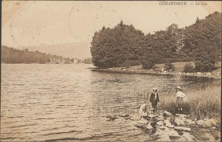 Gérardmer, Le Lac