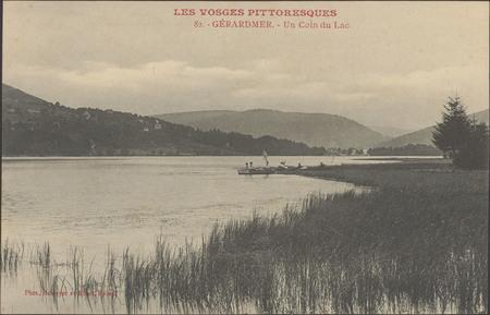 Gérardmer, Un Coin du lac