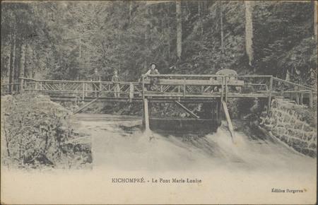 Kichompré, Le Pont Marie-Louise