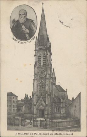 Basilique du Pèlerinage de Mattaincourt