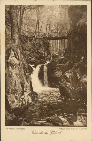 Cascade du Géhard