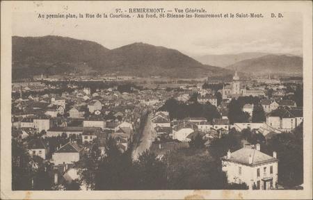 Remiremont, Vue générale […]