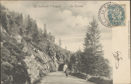 La Schlucht (Vosges), Le Tunnel