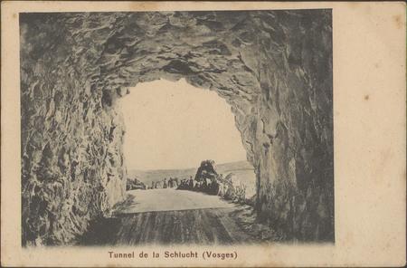 Tunnel de la Schlucht (Vosges)