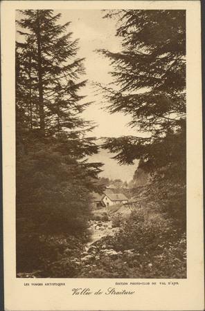 Vallée de Straiture