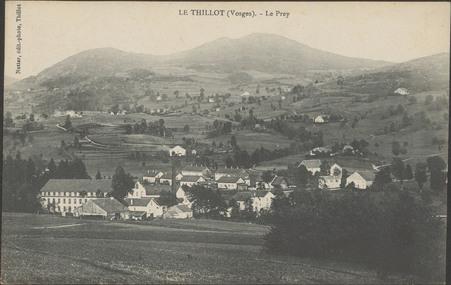 Le Thillot (Vosges), Le Prey