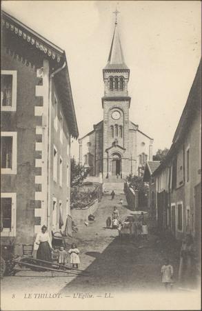 Le Thillot, L'Église
