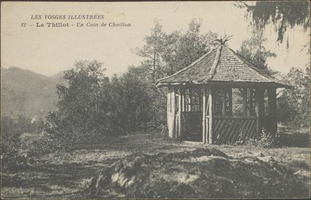 Le Thillot, Un coin de Chaillon