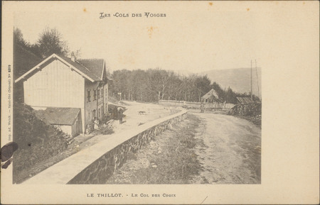 Le Thillot, Le Col des Croix