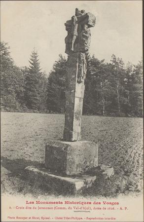 Croix dite du Jerenceau […]