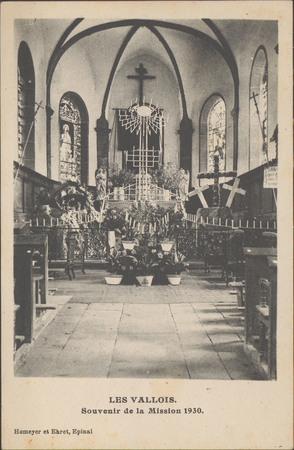 Les Vallois, Souvenir de la Mission 1930
