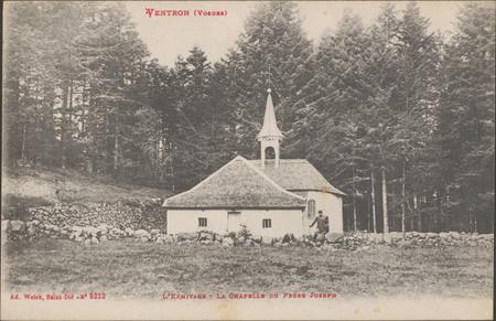 Ventron (Vosges), L'Ermitage, La Chapelle du Frère Joseph