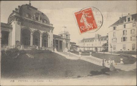 Vittel, Le Casino