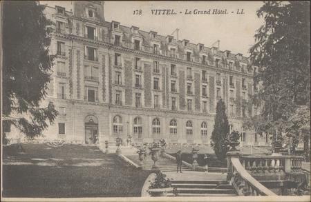 Vittel, Le Grand Hôtel