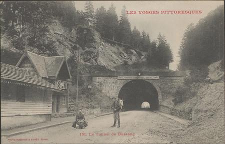 Le Tunnel de Bussang