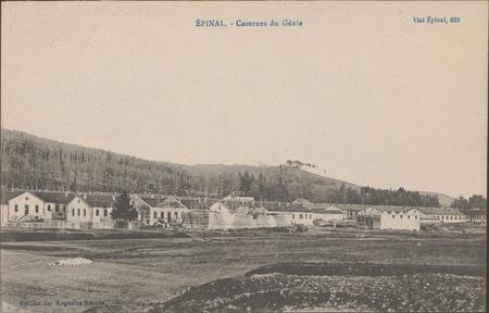 Épinal, Caserne du Génie