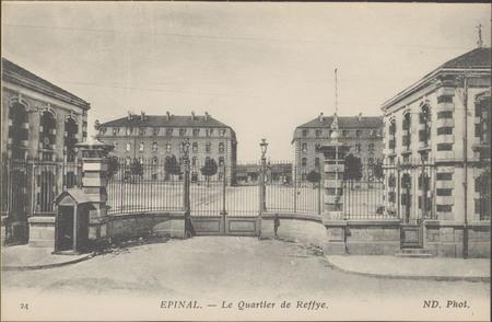 Épinal, Le Quartier de Reffye