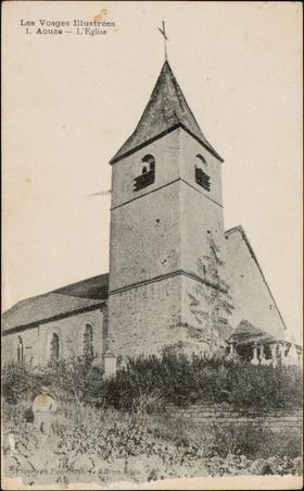 Aouze, L'Église