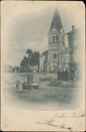 Arches, L'Église