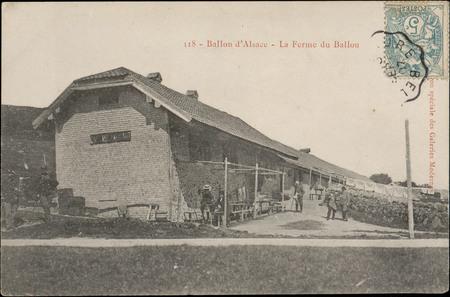 Ballon d'Alsace, La Ferme du Ballon