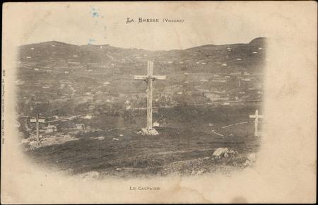 La Bresse (Vosges), Le Calvaire