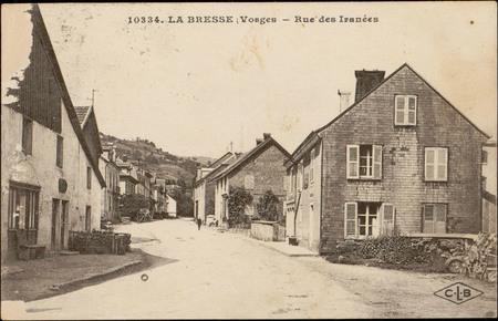 La Bresse (Vosges), Rue des Iranées
