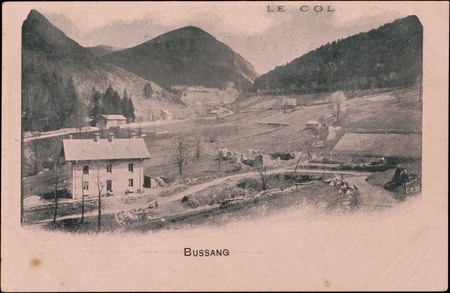 Bussang, Le Col