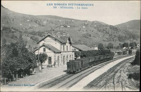 Bussang, La Gare