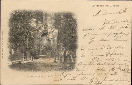 La Chapelle de La Maix