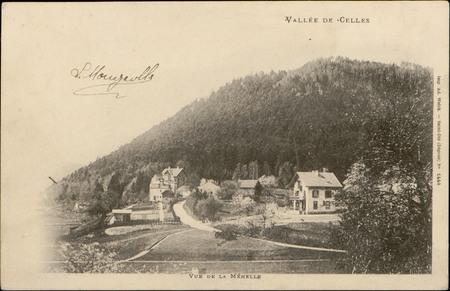 Vallée de Celles, Vue de la Ménelle