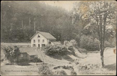 Maison forestière de Coichot (Vosges)