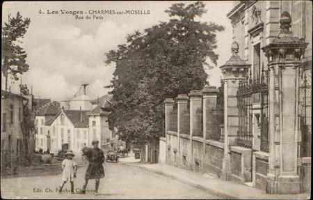 Charmes-sur-Moselle, Rue du Patis