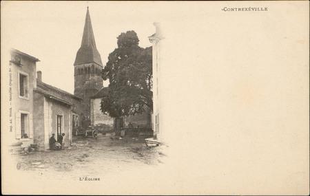 Contrexéville, L'Église