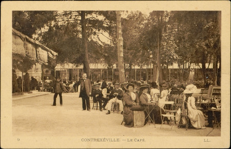 Contrexéville, Le Café