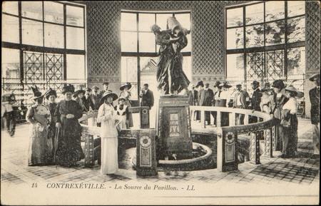 Contrexéville, La Source du Pavillon