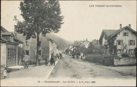 Cornimont, Les Gollets