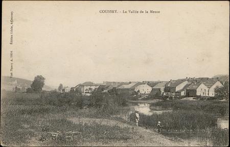 Coussey, La Vallée de la Meuse