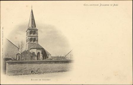 Église de Coussey