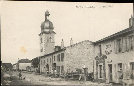Darnieulles, Grande Rue