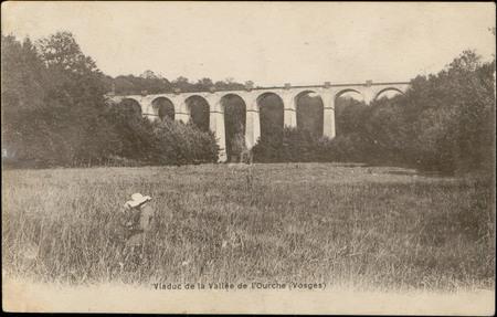 Viaduc de la Vallée de l'Ourche (Vosges)