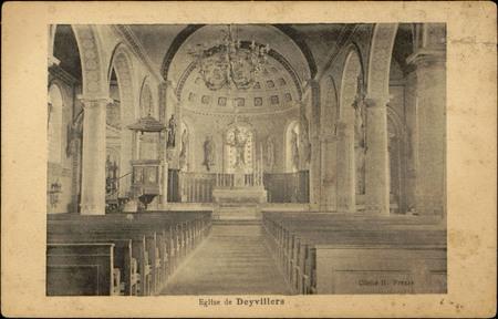 Église de Deyvillers