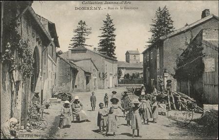 Domrémy, Rue de la Basilique