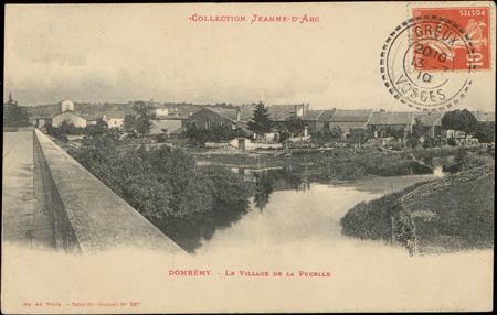 Domrémy, Le Village de la Pucelle
