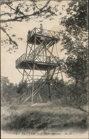 Eloyes, L'Observatoire