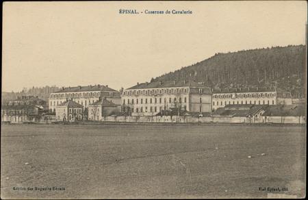Épinal, Casernes de Cavalerie
