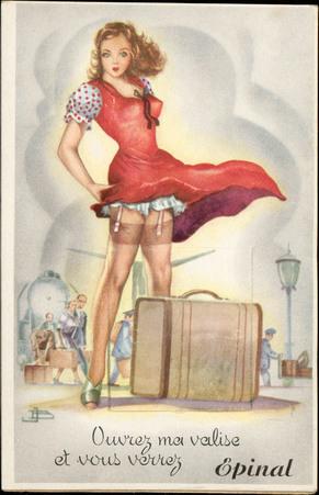 Ouvrez ma valise et vous verrez Épinal