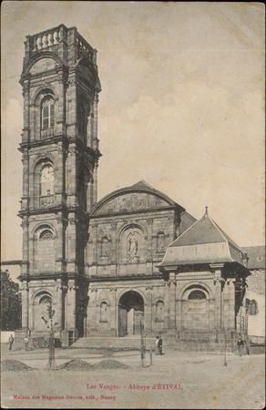 Abbaye d'Étival