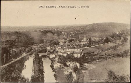 Fontenoy-le-Château (Vosges)