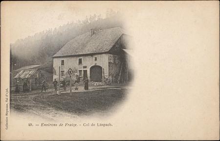 Environs de Fraize, Col de Lüspach
