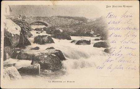 La Meurthe au Rudlin